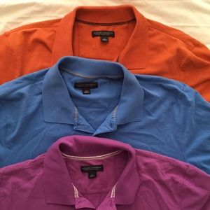 Not for Sale. Bundle of three Banana Republic polo